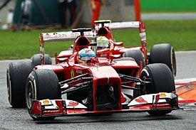 F1 Ferrari team admits 2014 driver line-up decision not easy >~:> http://www.autosport.com/news/report.php/id/109781
