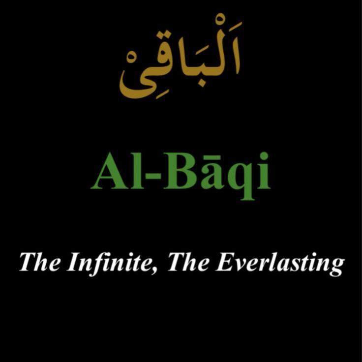 """""""Al-Baqi"""""""