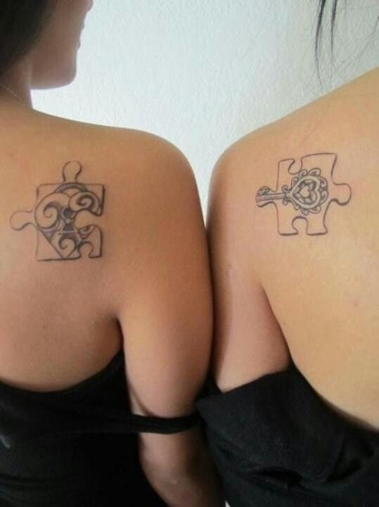 Probably better placement for a couples tattoo design