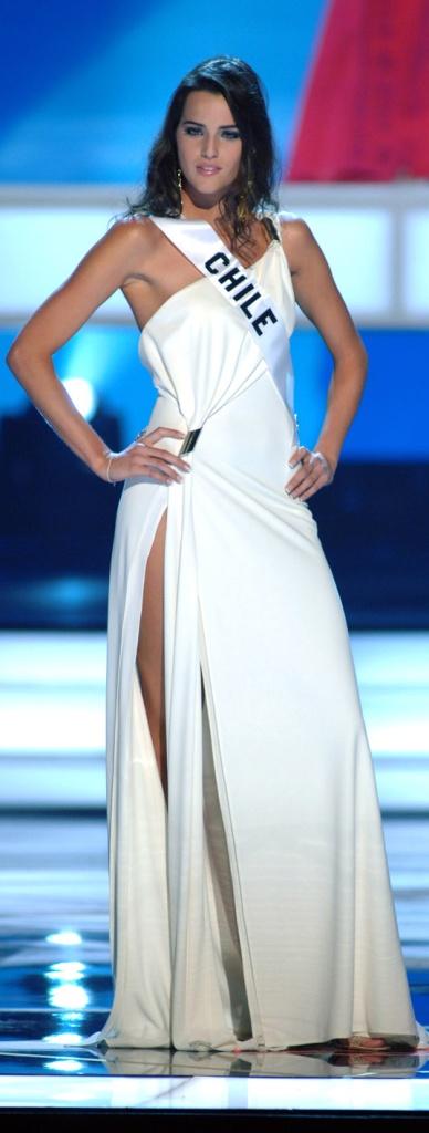 Miss Chile 2005 - Renata Ruiz