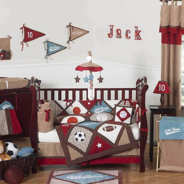 20 Popular Baby Boy Bedroom Themes Decor Ideas For Small Spaces http://ift.tt/2nIAWP4 Decor Room