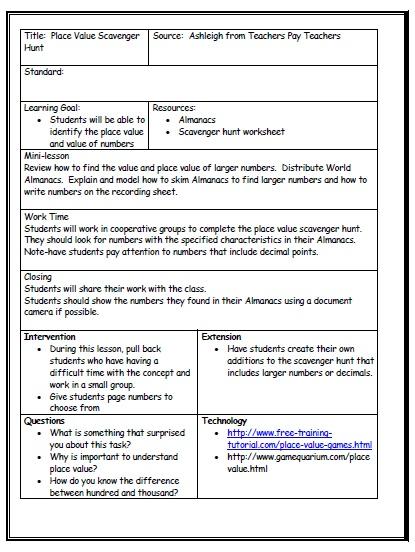 Lesson Plan Format Being A Teacher Lesson Plans Lesson Plan