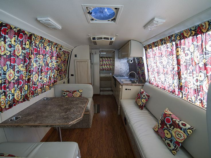 Image Detail For  Copyright 2011 Charles Bonham Motorhome Interior A Little  Stretched .