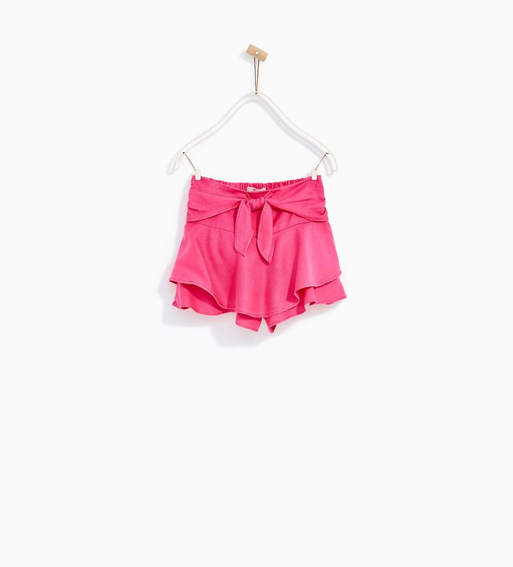 Zara Kids ss2017 hot pink shorts purchased for 2000 rubles