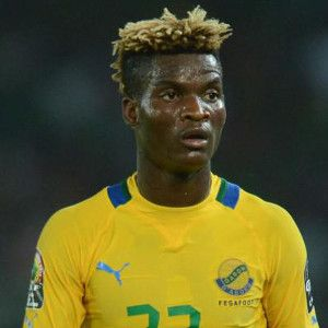 Gabon midfielder Didier Ndong was kicked out of his country's World Cup squad on Wednesday and sent back to his English Premier League club Sunderland after failing to turn up for international duty.