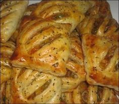 Tuna en Groente Pof Pakkies ………is maklik om te maak en lekker!!