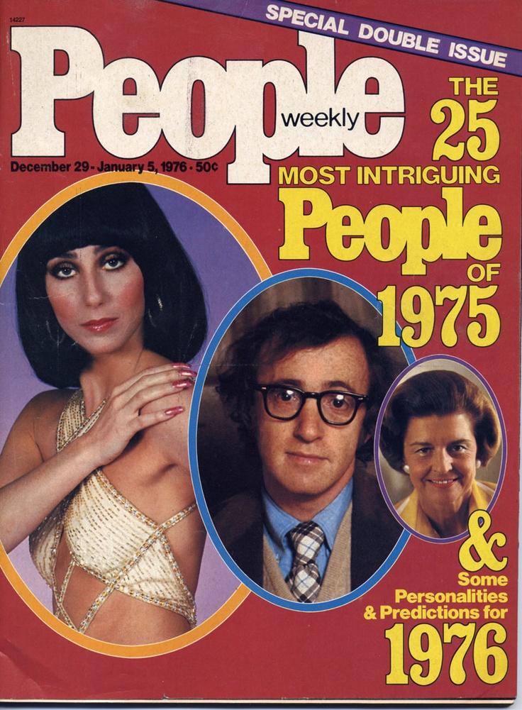 People Magazine 1975