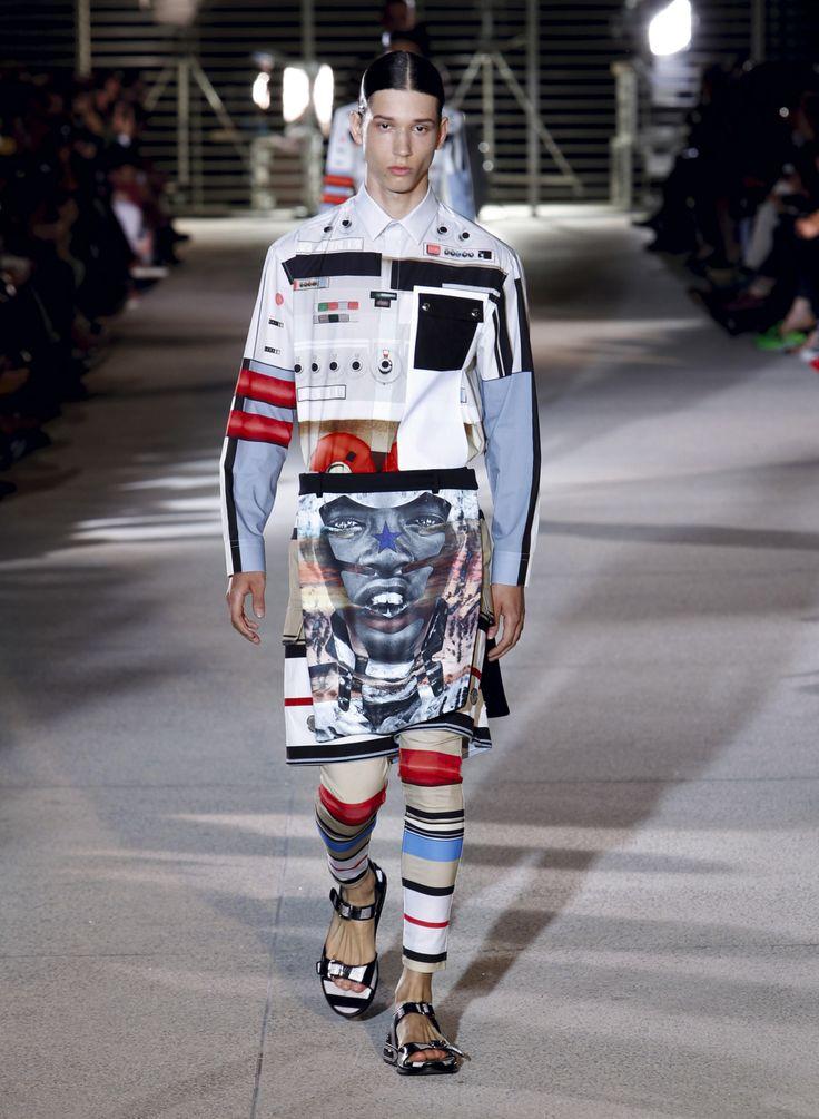 Givenchy S/S 2014 Menswear