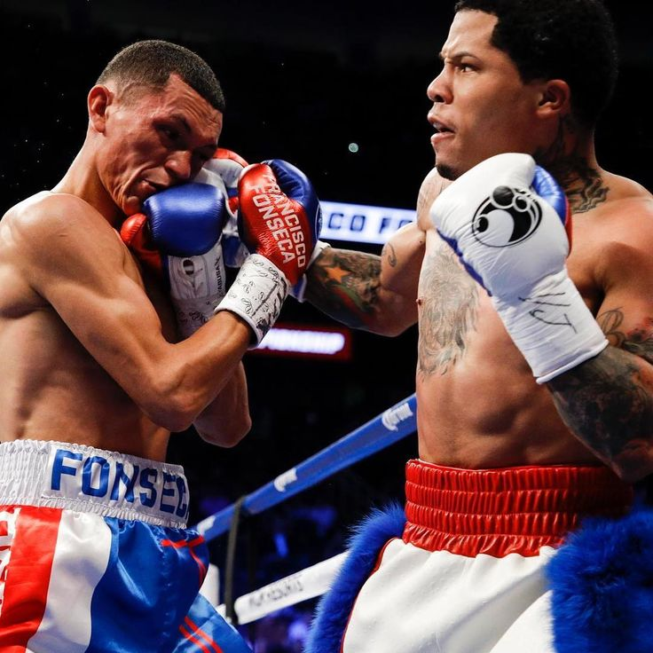 After landing a clear blow to the back of Francisco Fonseca's head, Gervonta Davis earns an eighth-round stoppage. Crowd boos to voice their displeasure. ______________________________________________ Photos: @shosports #Boxing #Boxeo #RoundByRoundBoxing #RBRBoxing #RBRBuzz #August26 #September16 #GGG #Canelo #CaneloGolovkin #CaneloGGG #Notorious #Money #MoneyMayweather #MayvsMac #TheMoneyFight #MayweatherMcGregor #Fighting #BoxingHype #BoxingFanatik #BoxingGuru #NotoriousMMA…
