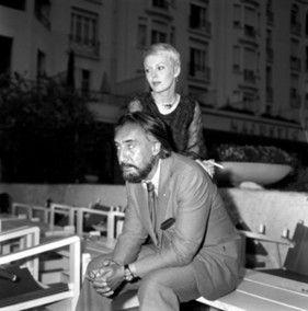 Romain GARY, Jean SEBERG Festival de Cannes 24e 1971
