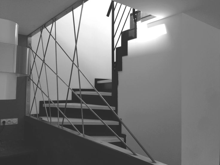 Décoration intérieure - Cloison sur mesure - Art Métal Concept Quimper - http://artmetalconcept.e-monsite.com/album/agencement-interieur/