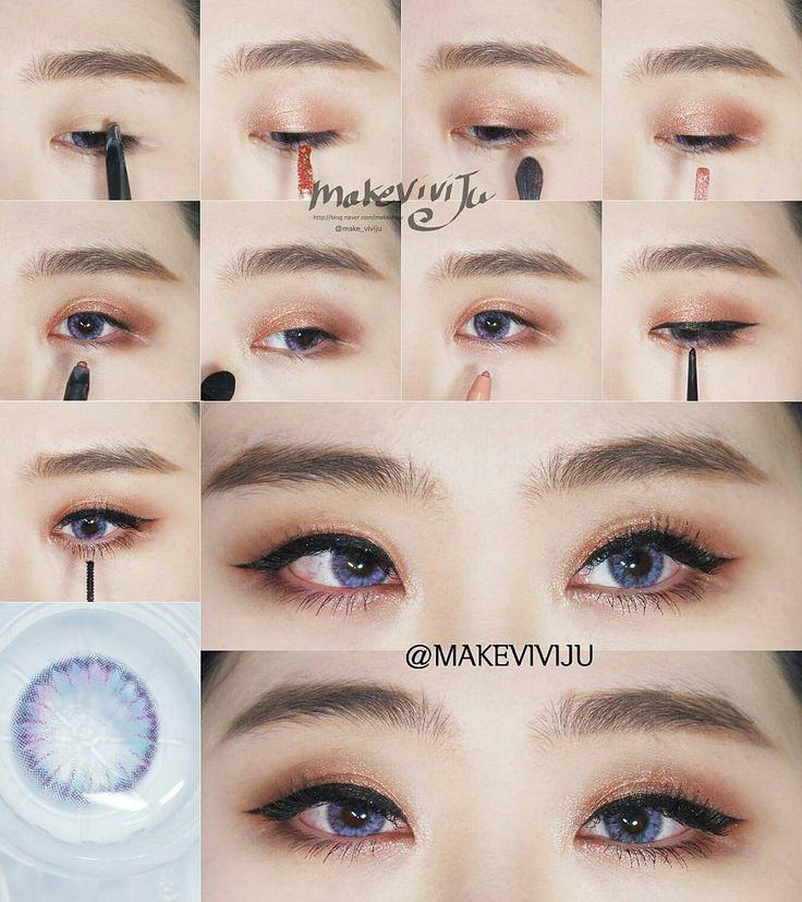 Follow @koreanbeauty_tips 😉👍 #Koreanmakeuptutorial #makeuptutorial #koreancosmetic #Koreanskincare #makeuptips #kpop #koreanbeauty #koreanmakeup #asianmakeup #naturalmakeup #asian #makeup #tips #makeupcover #getitbeauty #girl #kbeauty #beauty