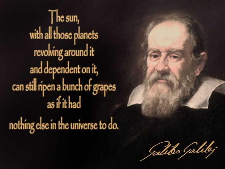 quotes by galileo   Galileo Quote