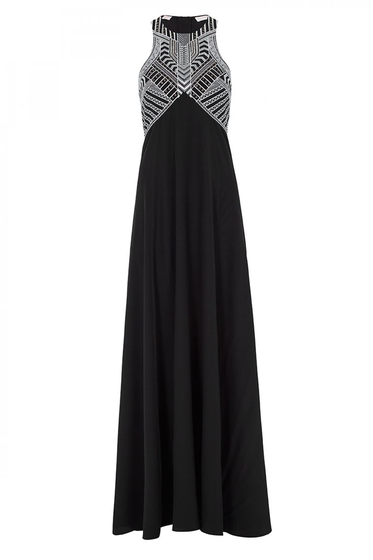 Sass and Bide - Embellished Silk Maxi Dress