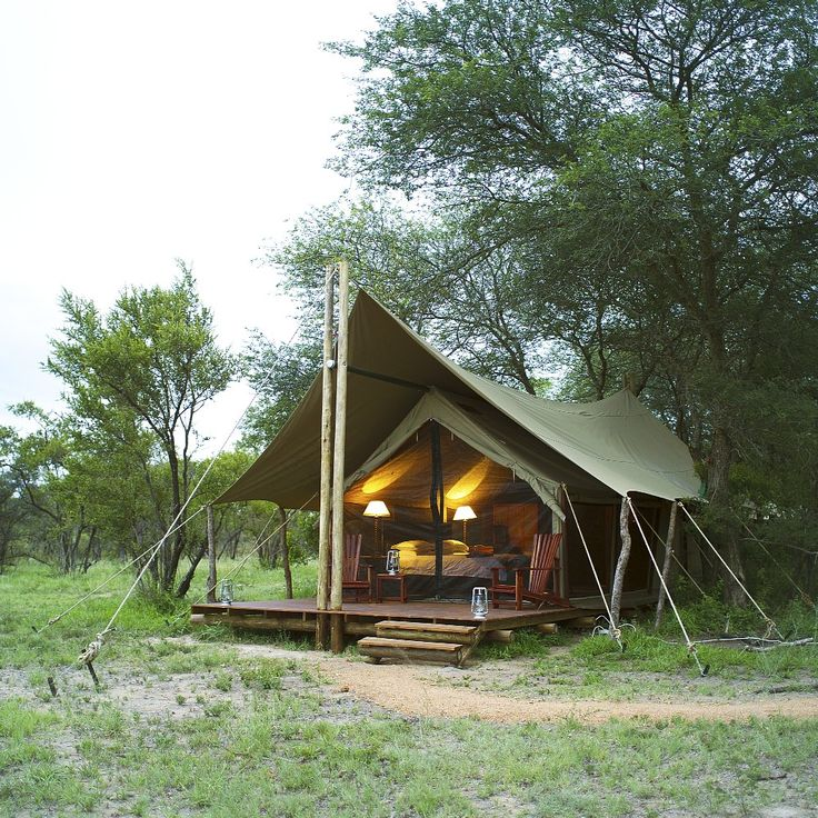 Rhino Walking Safaris Tented Accommodation In Sabi Sands, Kruger Park, Mpumalanga Click to see more http://www.wheretostay.co.za/rhino-walking-safaris-sabi-sabi-tented-accommodation-kruger-park  Discover nature's hidden wonders. Stay in comfortably furnished African explorer style tents nestled in an Acacia Knobthorn thicket.