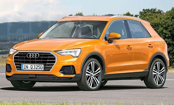Audi Q3 2 Generation Ab 2018 Technische Daten Neue Autos Audi Q3 Audi