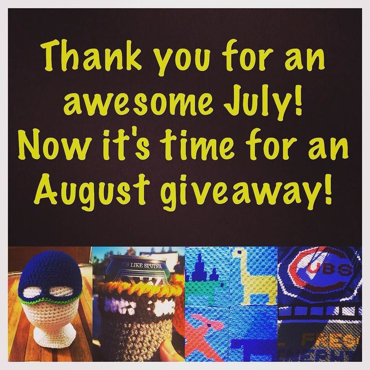 LAST CHANCE to ENTER!! I'll be announcing the winners of this free giveaway today!  July was my first full month of creating and selling patterns. I've got dinosaurs blankets and display pieces oh my! Haha and even more! I've also got scavenger hunt and sight word games for my fellow nannies! So it's time to do a little giveaway.  First Prize: a free crochet or educational game. Second prize: a 50% off coupon for my Etsy or Ravelry shop. Third prize: a 25% off coupon for my Etsy or Ravelry…