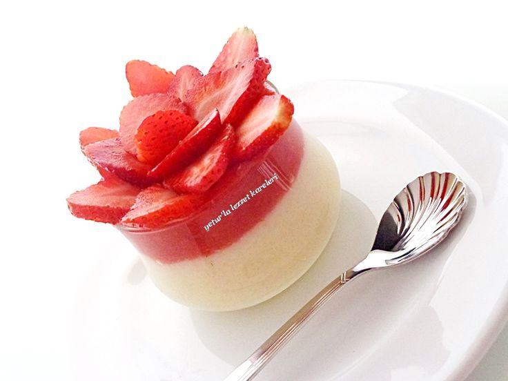 Yetur'la lezzet kareleri.com: meyvalı-sütlü-şerbetli tatlılar