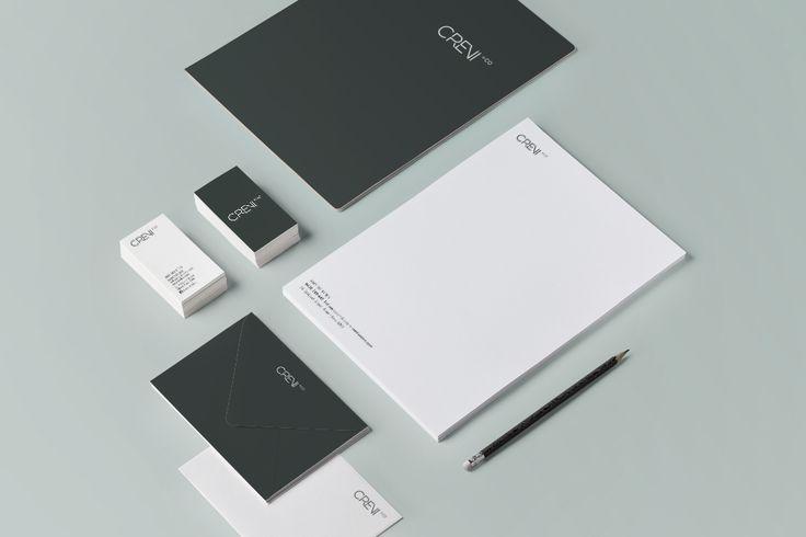 Crevi + Co / Stationary design - Alexsia Heller