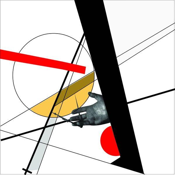 font Lissitzky шрифт Эль Лисицкий by Emine Fitaeva, via Behance