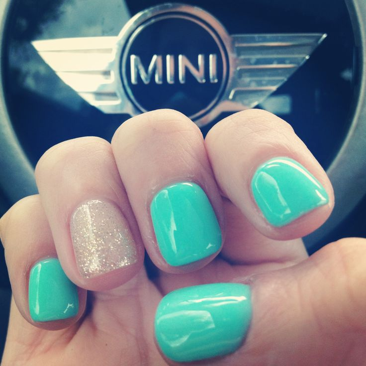 Shellac Nails Inspiration For Summer