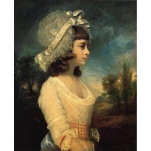 Theresa Parker |  Original painting by Sir Joshua Reynolds