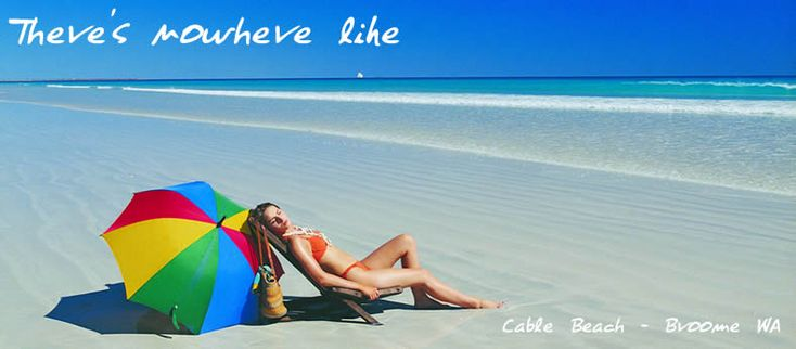 """Hello, It's been over 35 years since I was last at Cable Beach Broome & everything has completely changed. Now there are tourist resorts to cater for the many visitors who visit this area of """"spectacular"""" scenery. Regards Peter !"""