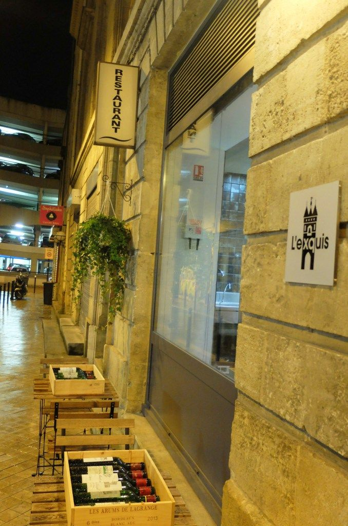 restaurant l'exquis à bordeaux : une belle découverte aux accents japonais