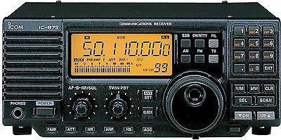 Ham Radio Receivers: Icom Ic-R75 Usb/Lsb/Cw/Rtty/Am/Fm 0.03-60Mhz Hf Desktop Radio Receiver Jp New BUY IT NOW ONLY: $994.95