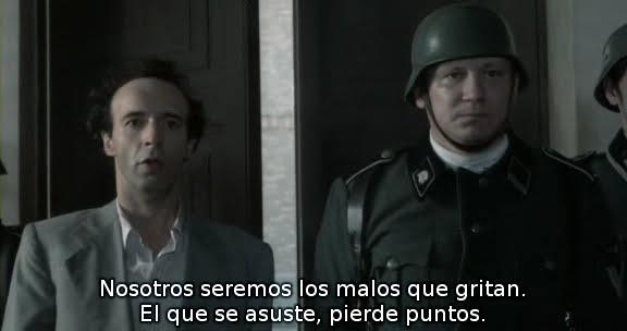 la vita e bella- this translation scene is super funny :)))