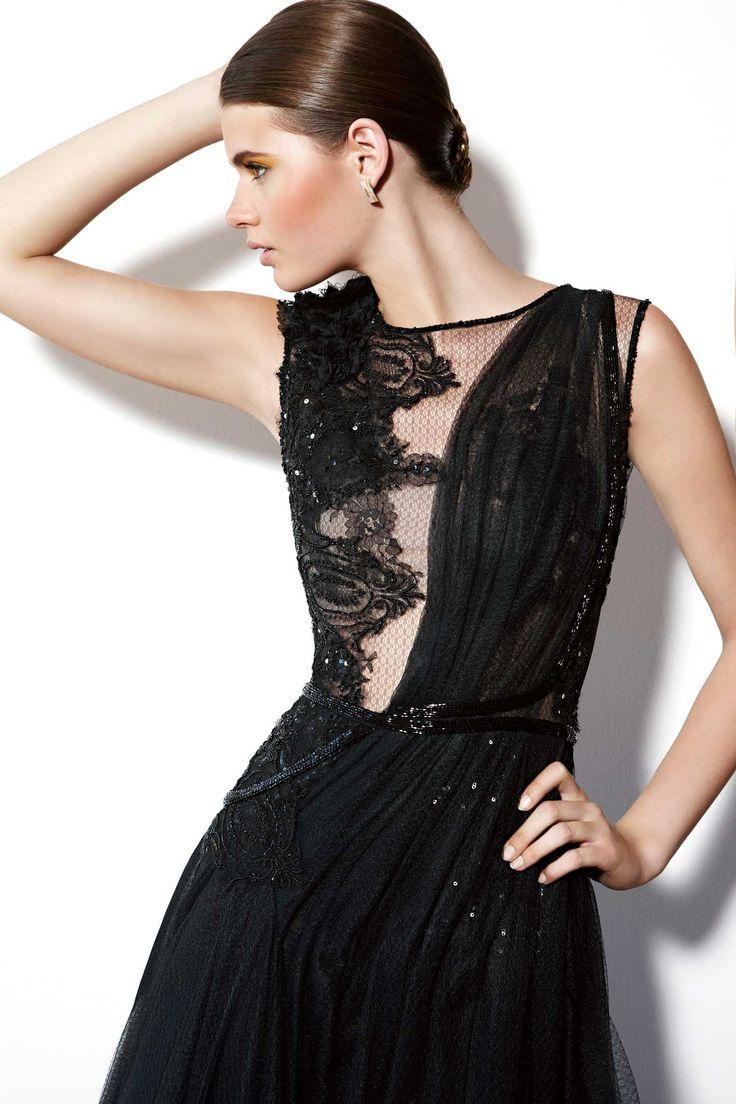 YolanCris 1399 evening gown. #gown #couture #dress #hautecouture #redcarpet