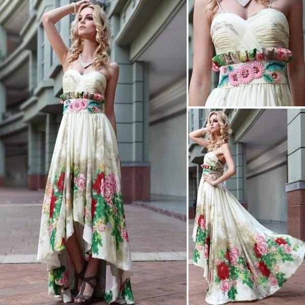 ルーブルの絵画のような素敵なロングドレス - ロングドレス・パーティードレスはGN|演奏会や結婚式に大活躍!