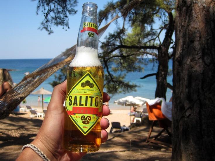 chillen @ Salonikios Beach