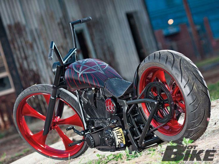 Nice  Harley Davidson Night Train Hot Bike