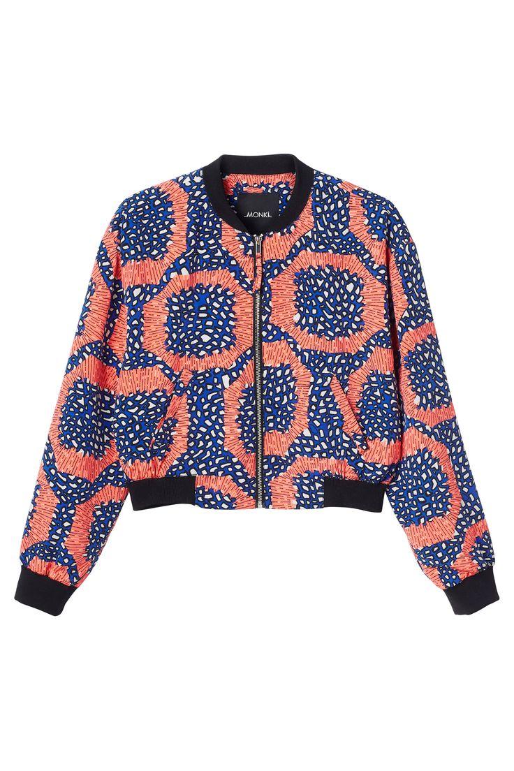 Monki | Sale outerwear | Nicole bomber
