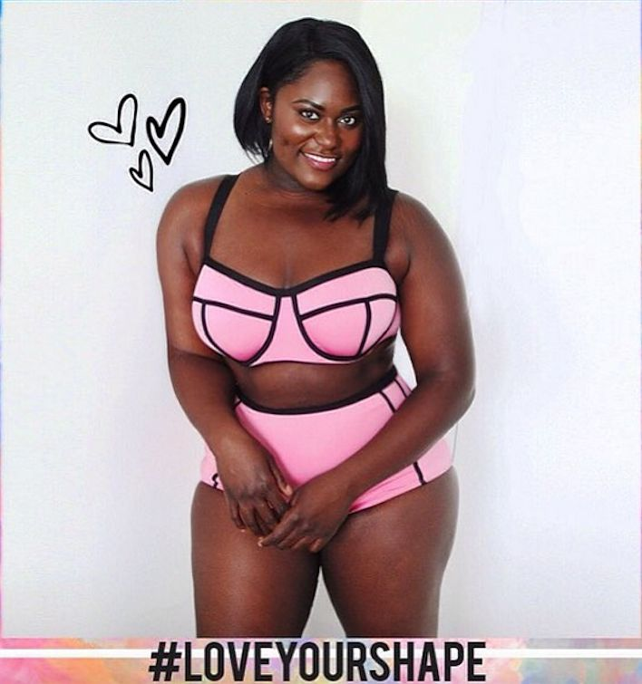 OITNB's Danielle Brooks' New Hashtag Campaign Embraces All Shapes