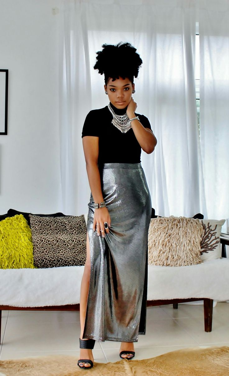 sequin maxi skirt {ecstasymodels: Holiday Fashion , Stylish Lee}