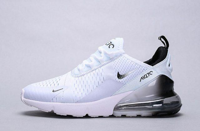 Nike Men's Running Shoes Air Max 270 Thick Sole Fashion Breathable Shoes