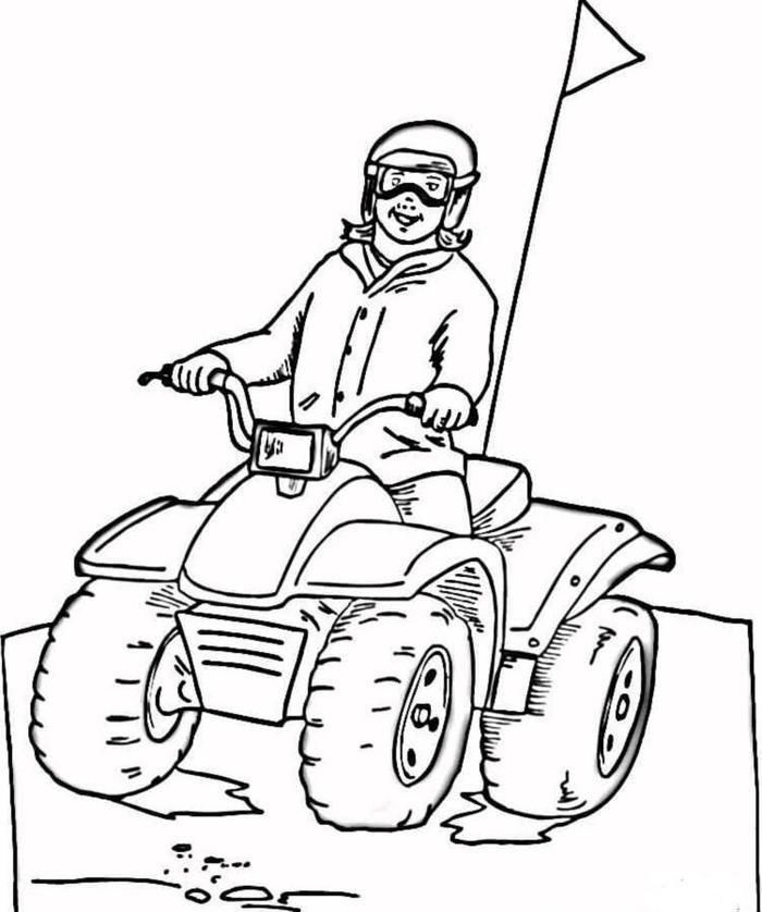 Dune Buggy Bike Coloring Pages Coloring Pages, Bear Coloring Pages, Owl Coloring  Pages