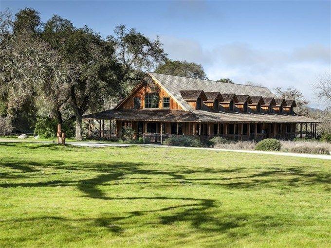 Farm / Ranch / Plantation, Farm / Ranch / Plantation for sales at Rana Creek Ranch 35351 East Carmel Valley Road   Carmel Valley, California 93924 United States