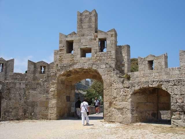 Een Poort naar de Oude Stad