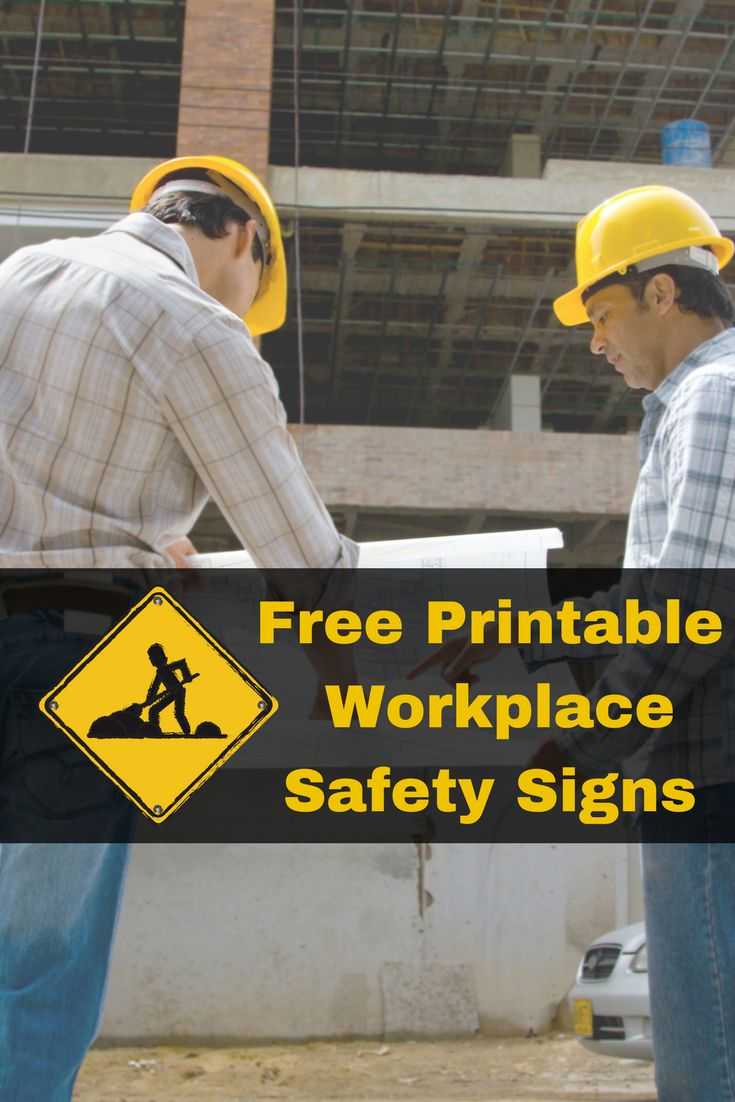 This page offers over 50 free printable workplace safety signs. The categories include fire safety, emergency eye wash station, muster point, ppe requirements, exit signs, caution signs, and danger signs. Check out the link for a complete list.