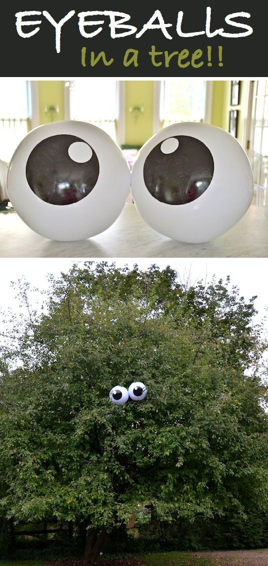 56 diy halloween outdoor decorations ideas to try this year - Easy To Make Scary Halloween Decorations