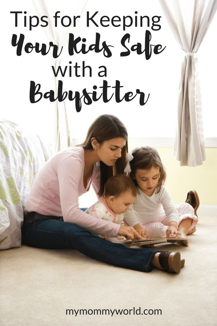 Tips for Keeping Your Kids Safe With a Babysitter