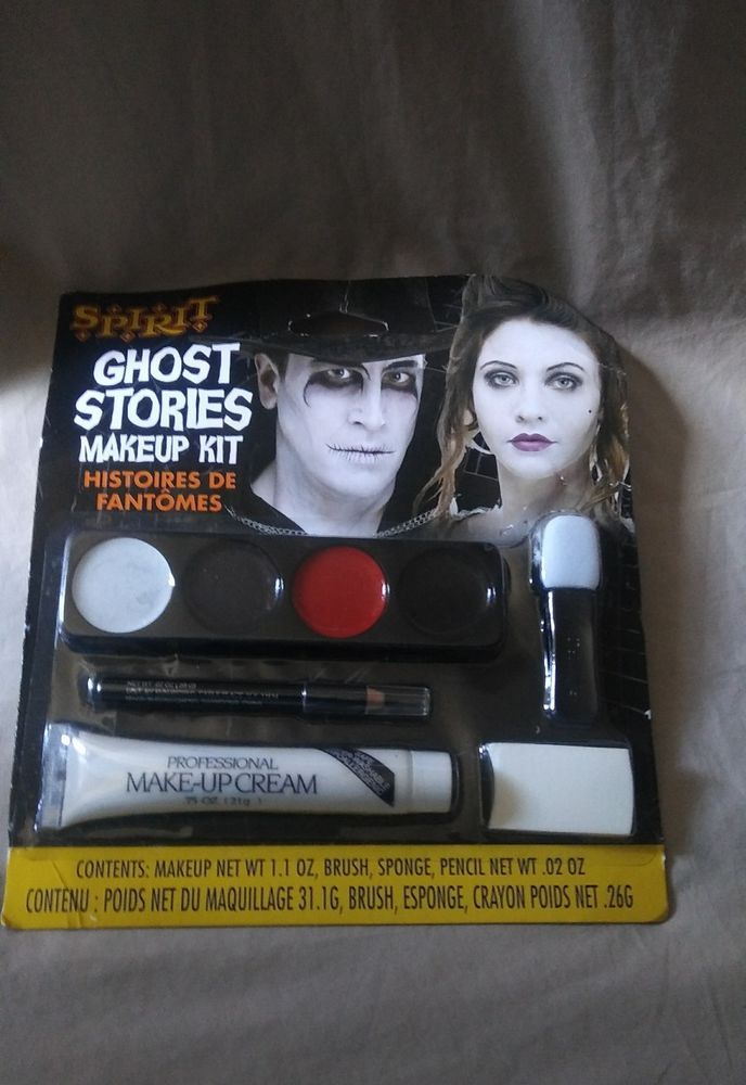 Spirit Ghost Stories Makeup Kit Halloween Cosplay #Spirit #GhostMakeup #FacePaint