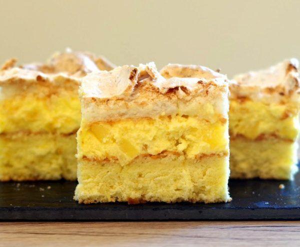 Ciasto ananasowe