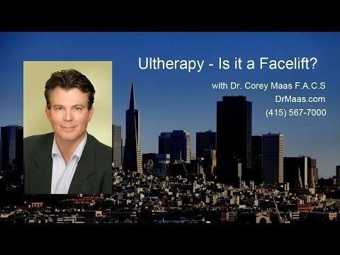 Ultherapy - Is It a Facelift?