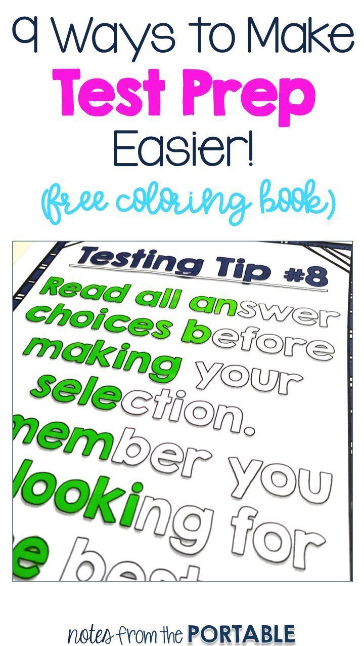 10 Tips for Surviving Standardized Testing - Test Prep for Elementary