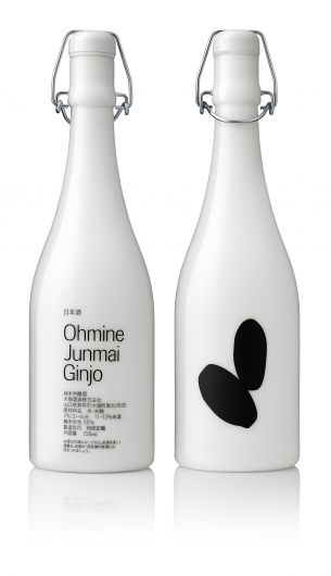 I would drink that #design #packaging #sake