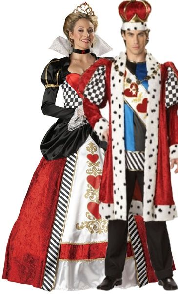 king of hearts costume   the king and queen of herats $ 264 98 king of hearts medium large ...